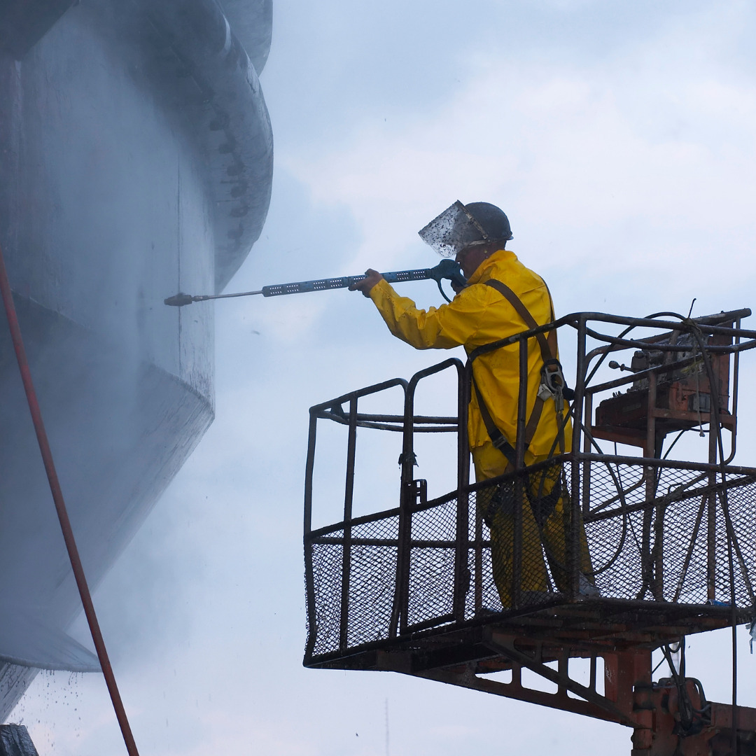 Why Your Business Needs Exterior Power Washing
